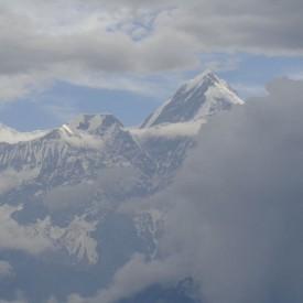 Ganesh Himal and Langtang Region
