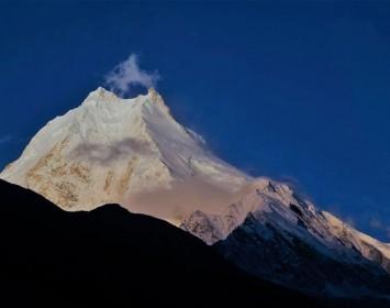 Mt. Manaslu (8163 M)