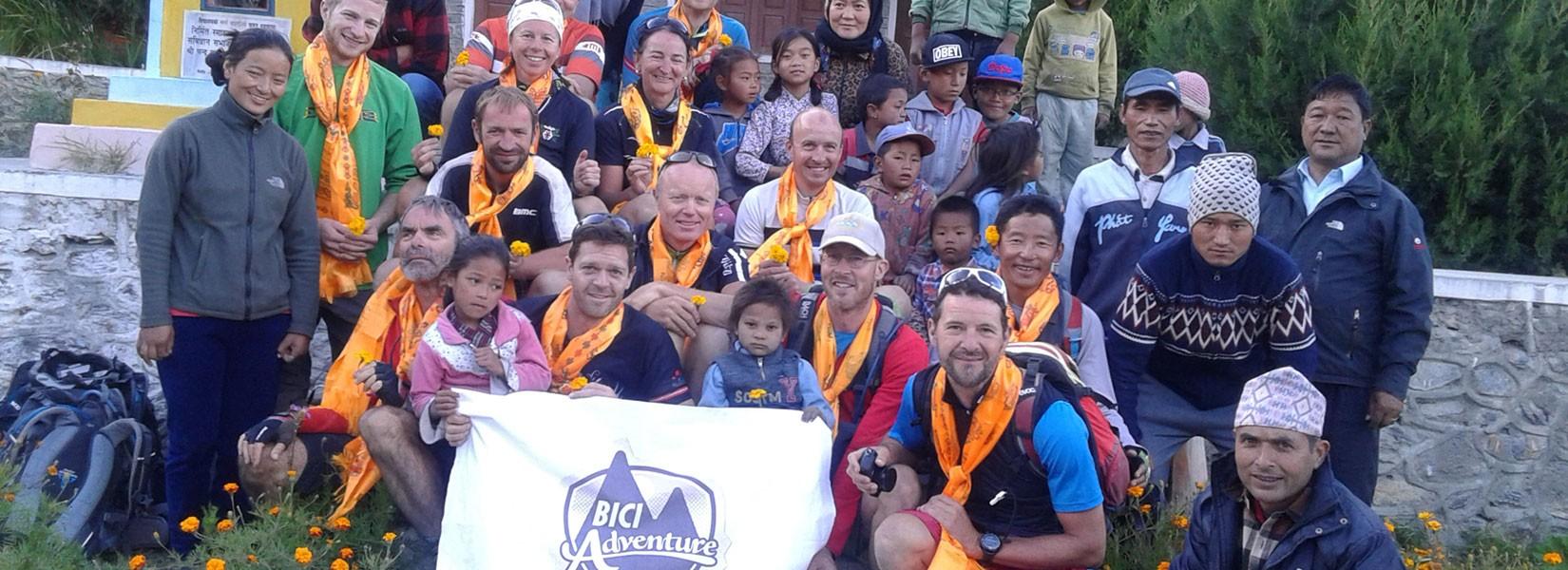 Jomsom Muktinath Mountain Biking Tour