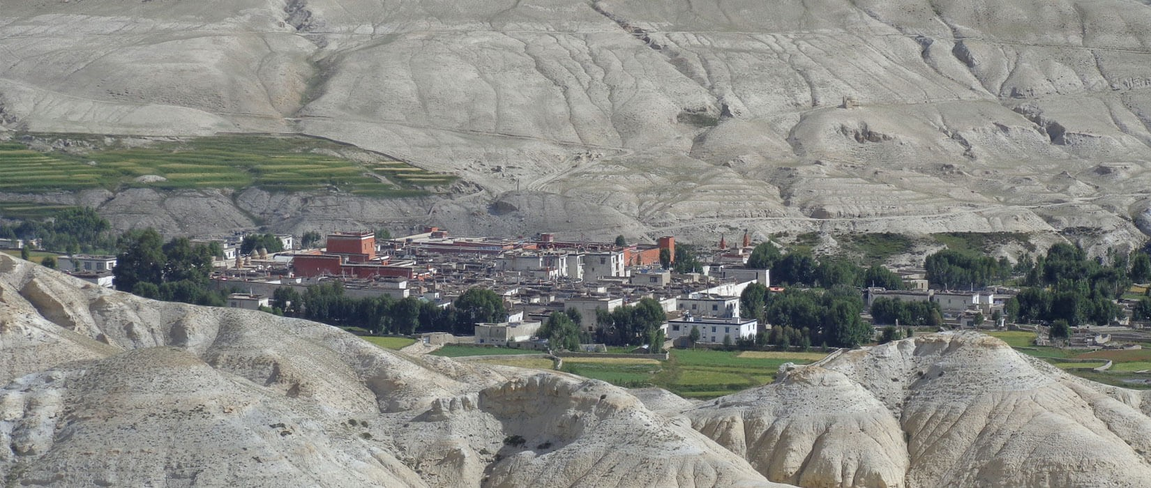 Lo-Manthang, Capital of Upper Mustang