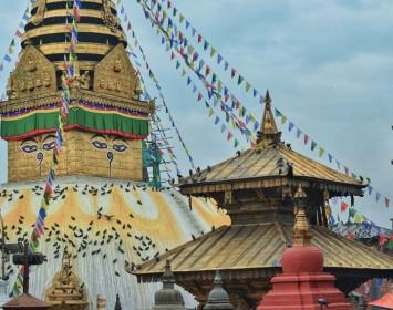 8 Days Kathmandu Valley Tour with Mountain Flight