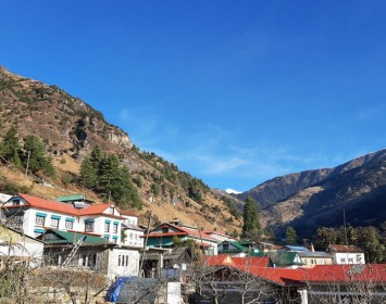 Bhandar to Everest Base Camp Trek