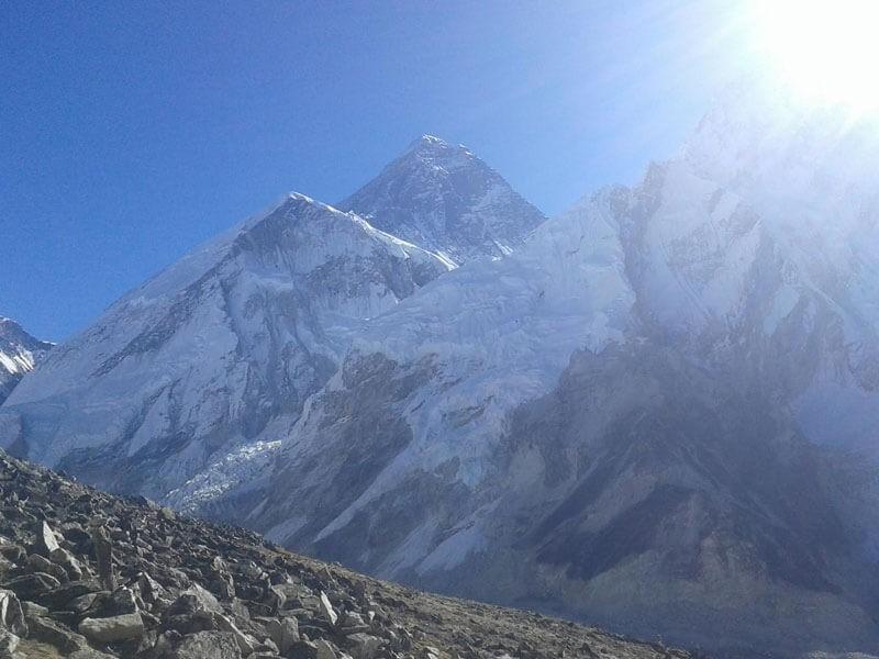 Mt.Everest (8848 M)