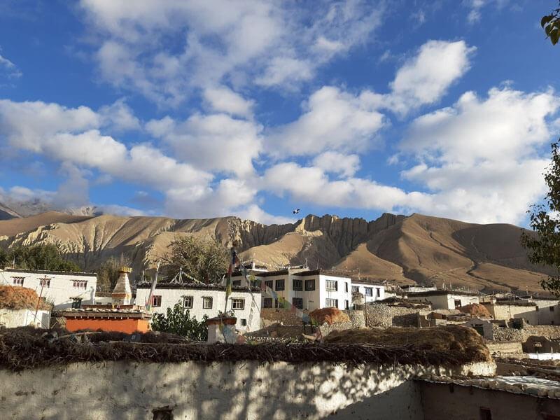Ghami Village(3520 M)