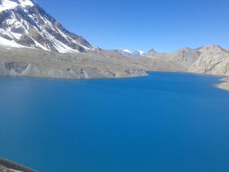 Tilicho Lake (4919 M)