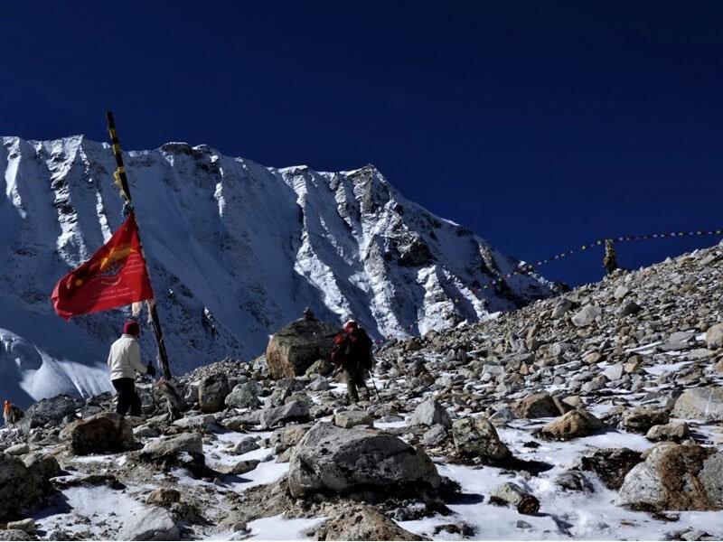 Larke La Pass (5160 M)