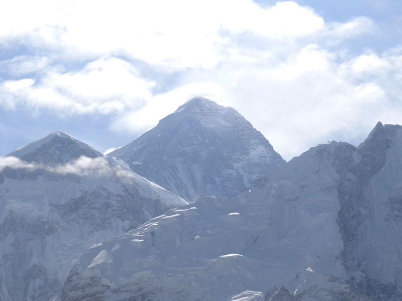 Mt. Everest (8848 M)
