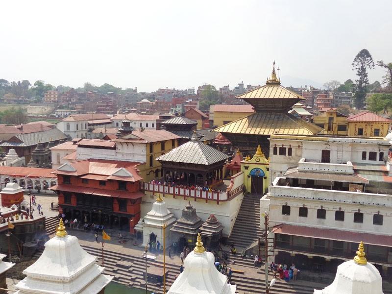 Pashupatinath Temple, Kathmandu